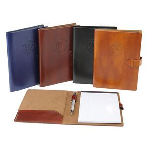 Lineup of leather wallets