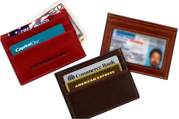 Standard wallets