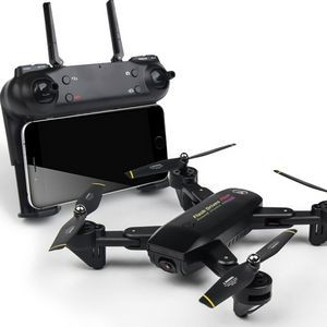Folding Drone with Camera