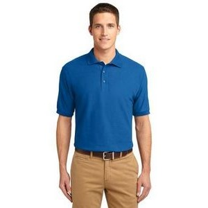 Port Authority� Silk Touch� Polo Shirt (Extended Sizes)