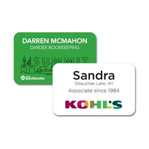 Conejo Awards & Promotional Products - NAME TAGS, BADGES